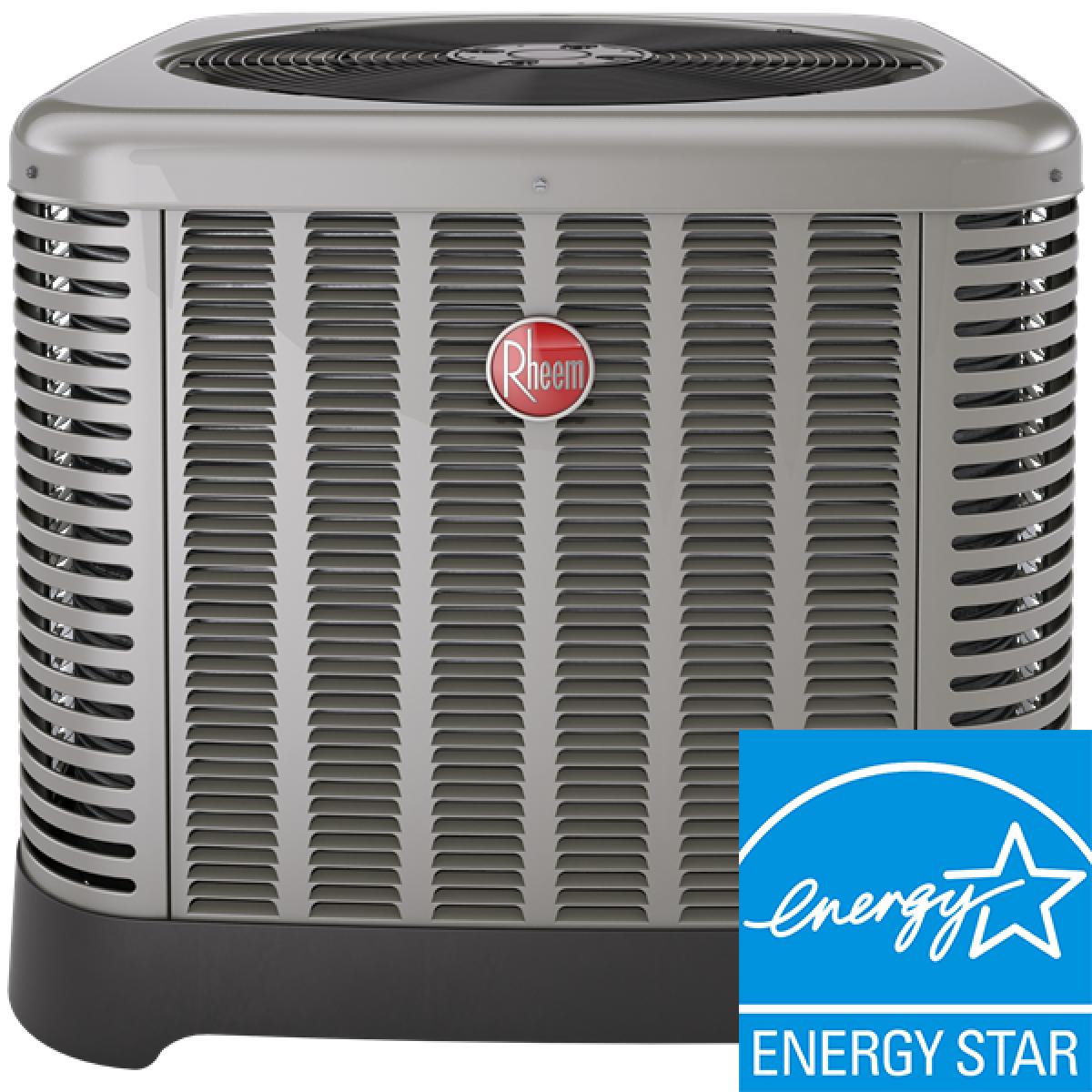 3 5 Ton Rheem 14 Seer Ra14 Classic 174 Series Air Conditioner