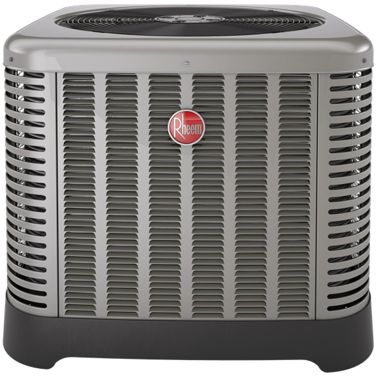 3.5 ton rheem 14 seer ra14 classic® series air conditioner in 3.5