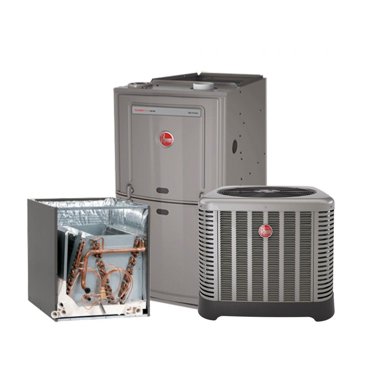 rheem 1 x 2000 gas furnaces wiring rheem 1.5 ton 14 seer ac system with 80% 50k btu natural ... rheem gas furnace wiring