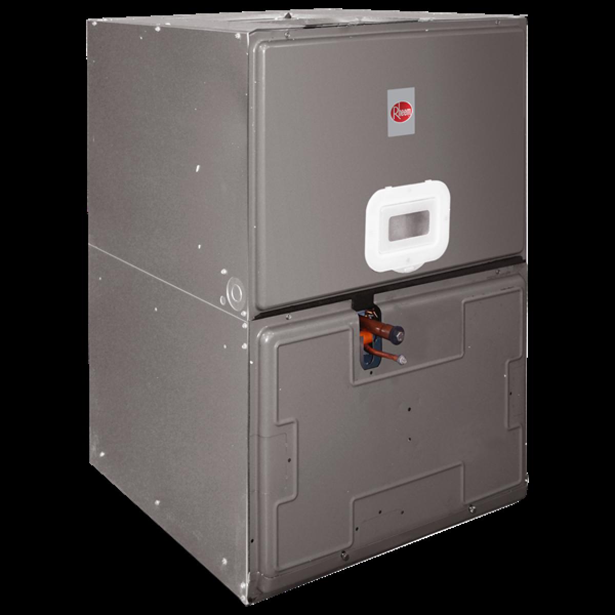 Rheem 3 5 Ton 14 Seer Electric Heat Split System With 10
