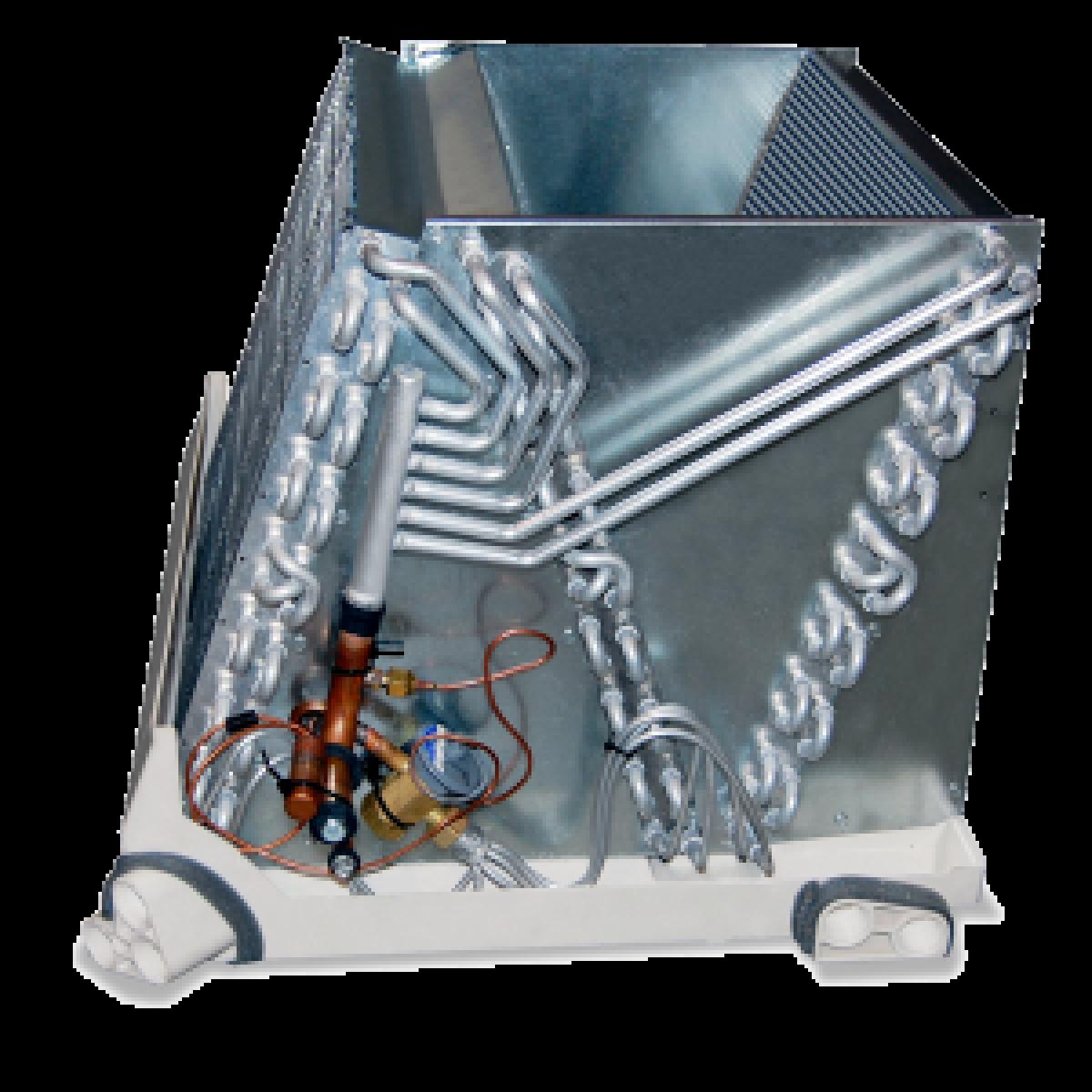 Rheem 2 Ton 17 Quot Rcf Series Evaporator Cased Coil 1 5 Ton