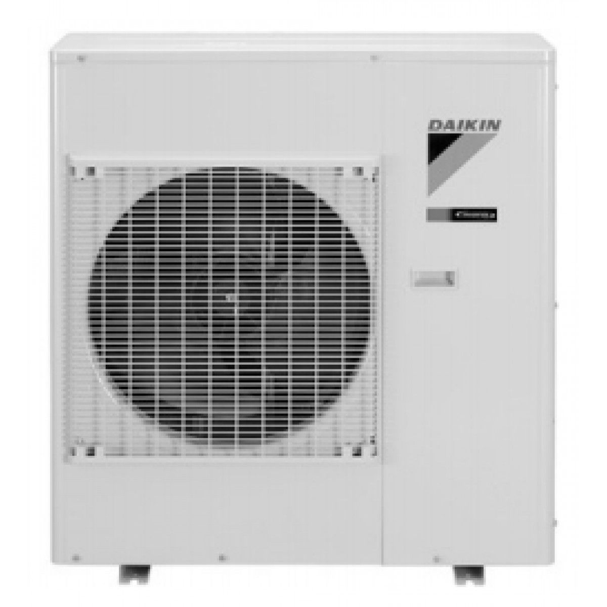 Daikin skyair 18k btu 18 6 seer cooling only system with for Ductless ac