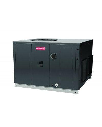 Goodman 4 0 Ton 14 Seer 80k Btu Package Unit With Gas Heat