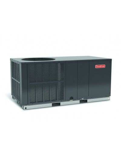 Goodman 3 5 Ton 14 Seer Electric Heat Package Unit