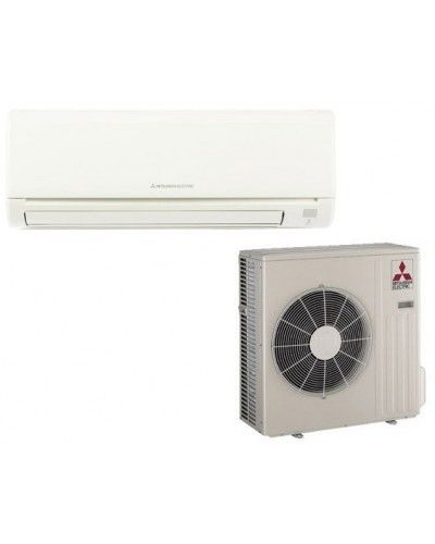 Mitsubishi Mr Slim 36,000 BTU Heat Pump Ductless Mini Spit