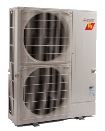 Mitsubishi 5 Zone 42k Btu Heat Pump Hyper Heat With Up To