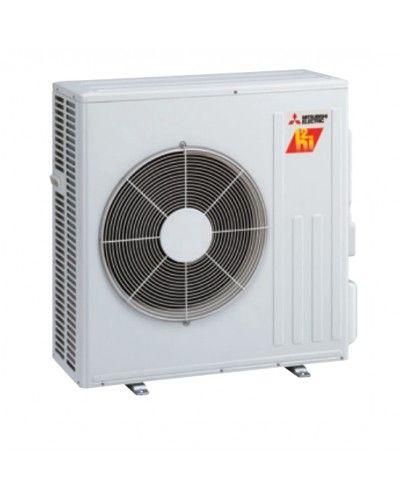 Mitsubishi 18k Btu Hyper Heat Condenser For Floor Mount