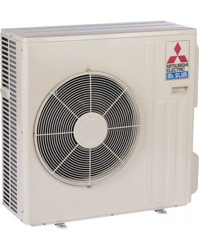 Mitsubishi Mr. Slim 30,000 BTU Heat Pump Ductless Mini