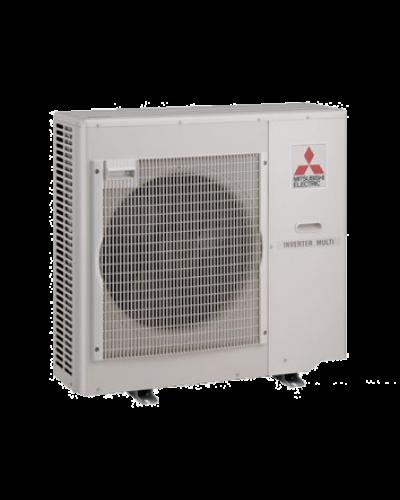 Mitsubishi Mxz 2c20na 2 Zone Heat Pump With Two 2 9 000