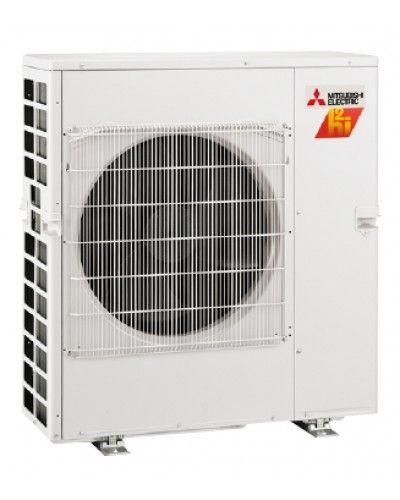 24k Btu Ton Mitsubishi Mxz Hyper Heat 3 Zone Condenser