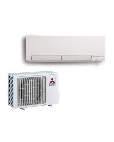 Mitsubishi Split Ac Review: Mitsubishi 9,000 BTU Heat Pump Hyper Heat 30 SEER System