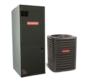 2.5 Ton 14 SEER Cooling Only System