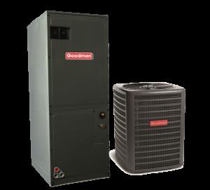 Goodman 14 SEER 1.5 Ton Cooling Only Split System