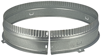"""Nordyne 12"""" Duct Collar for Package Unit"""