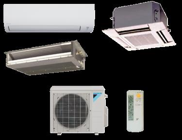 DAIKIN 3 Zone Mini Split Heat Pump AC System 3MXL24QMVJU - 24,000 BTU With Up To 3 Indoor Units
