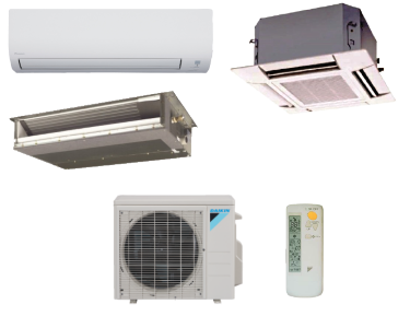 DAIKIN 18K BTU 2-Zone Condenser Heat Pump Enhanced Capacity (-13°)