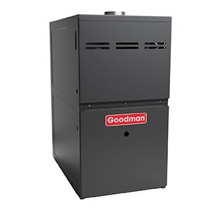 Goodman Gas Furnace - 60,000 BTU 80% Natural Gas Or Propane Single Stage Upflow/Horizontal - GMES800604BN