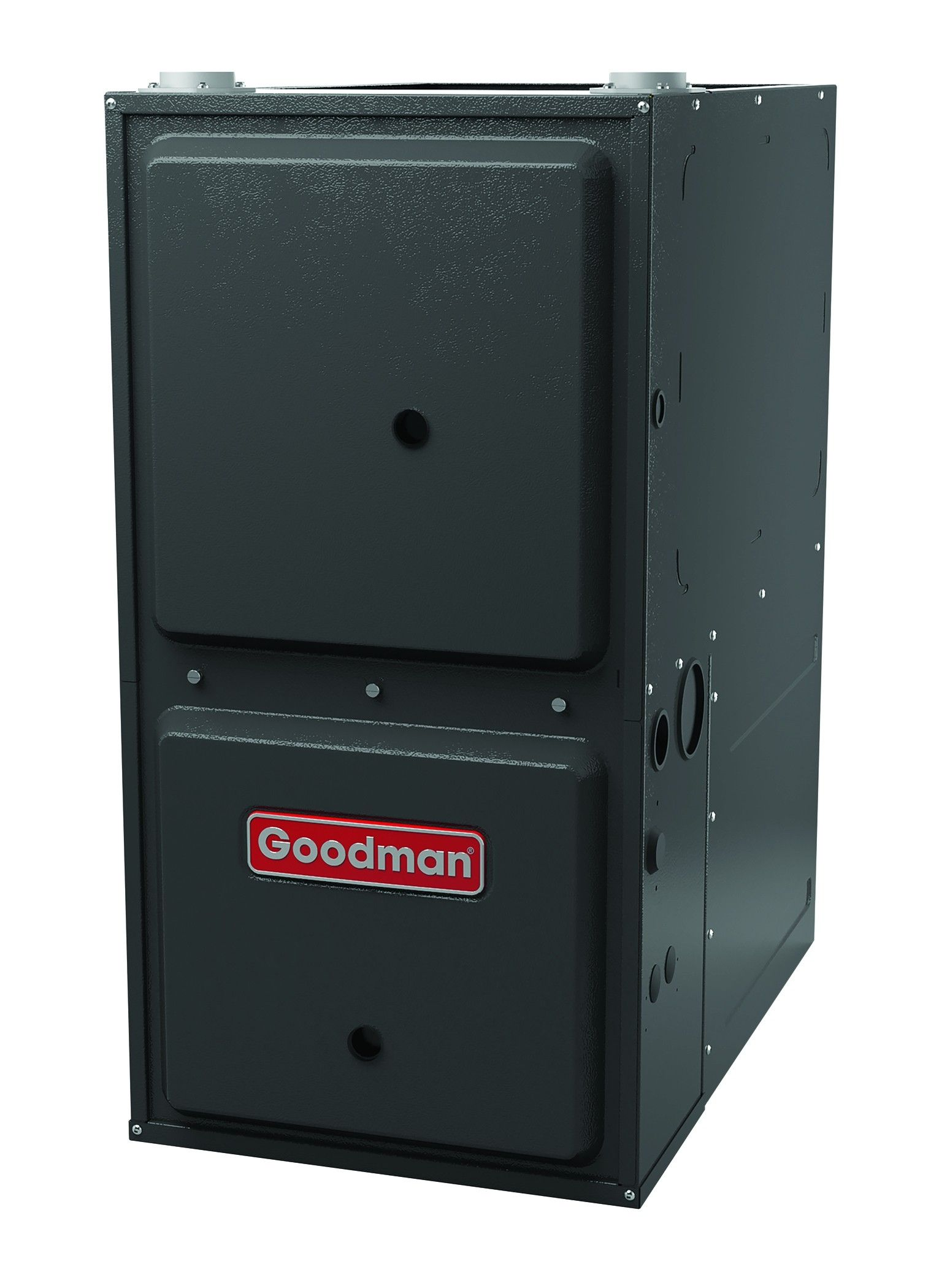 Goodman Gas Furnace - 40,000 BTU 96% Natural Gas Or Propane Single Stage Downflow - GCES960403BN