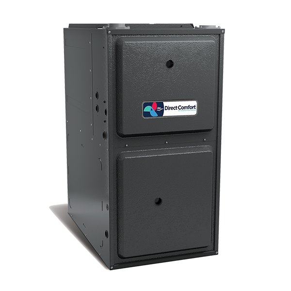 Direct Comfort Gas Furance - 120,000 BTU 92% Natural Gas Or Propane Single Stage Upflow/Horizontal - DC-GMES921205DN