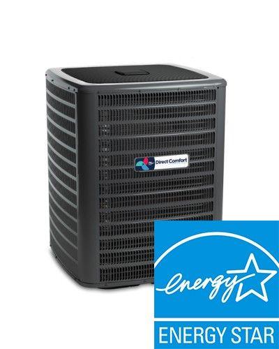 3 Ton AC Unit - Direct Comfort 18 SEER Heat Pump Condenser - DC-GSZC160361C