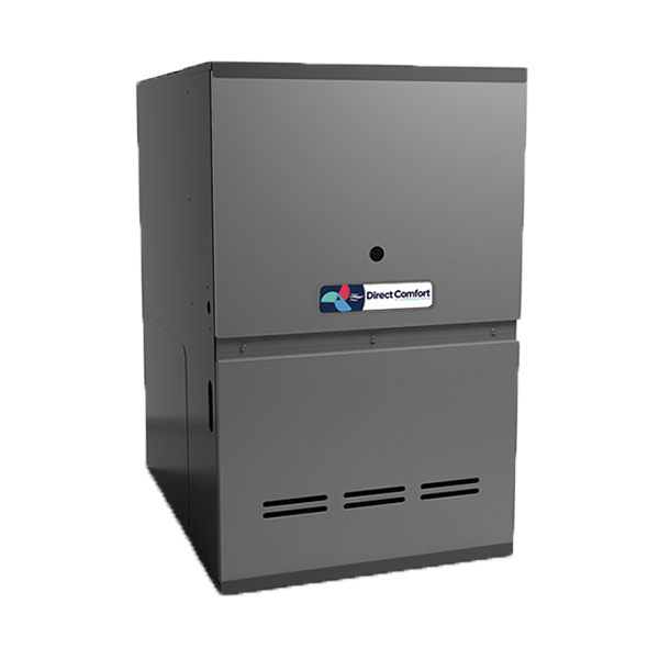 Direct Comfort Gas Furnace -100,000 BTU 80% Natural Gas Or Propane Two Stage Downflow - DC-GCEC801005CN