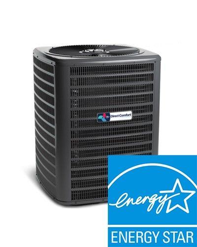 Direct Comfort 1.5 Ton 14 SEER GSZ Heat Pump Condenser