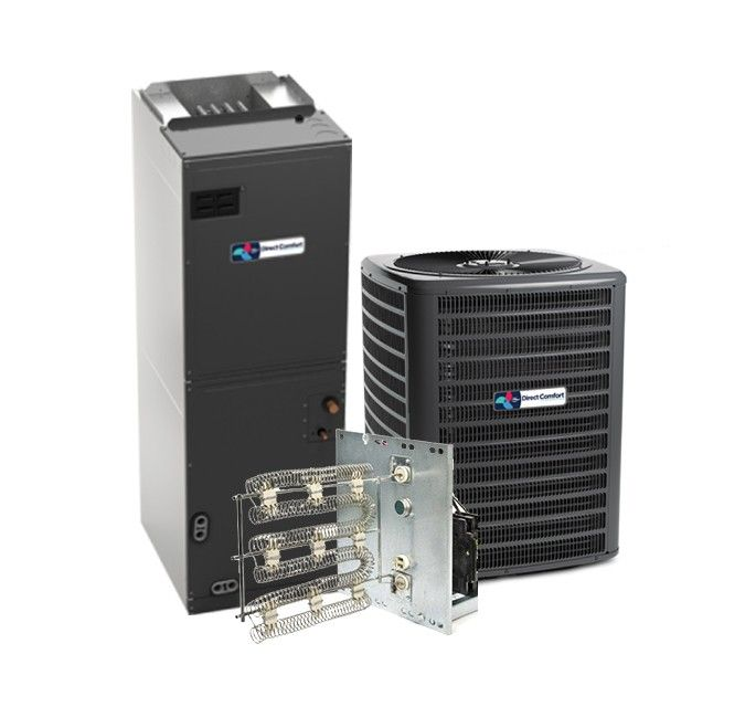 Direct Comfort 2.0 Ton 14 SEER  Heat Pump Split System