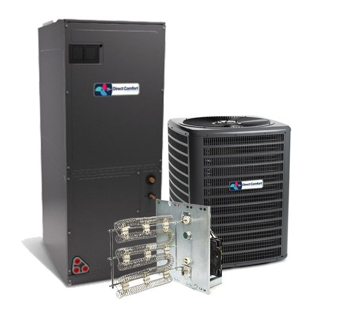 Direct Comfort 3.5 Ton 15 SEER  Heat Pump Split System