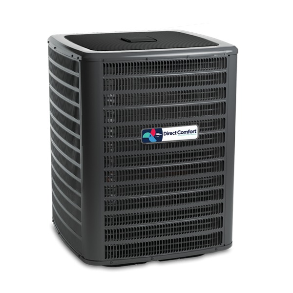 2 Ton AC Unit - Direct Comfort 18 SEER Heat Pump Condenser - DC-GSZC180241C
