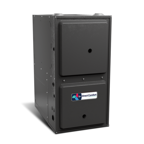 Direct Comfort 40K BTU 96% AFUE GCVC96 Downflow, Two-Stage Variable-Speed Gas Furnace