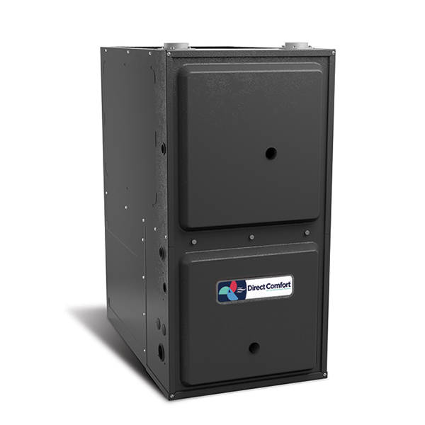 Direct Comfort 100K BTU 96% AFUE GCVC96 Downflow, Two-Stage Variable-Speed Gas Furnace