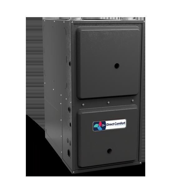 Direct Comfort Gas Furnace - 120,000 BTU 96% Gas Furnace Or Propane Two Stage Upflow/Horizontal - DC-GMVC961205DNA