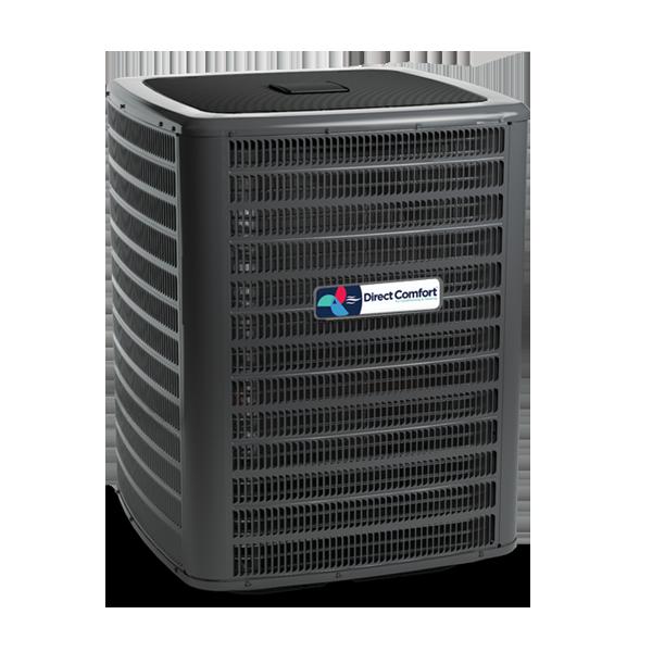 5 Ton AC Unit - Direct Comfort 16 SEER Heat Pump Condenser - DC-GSZ160601B