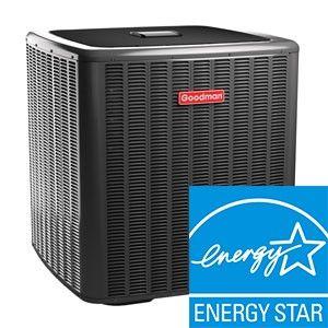 3 Ton AC Unit - Goodman 18 SEER Heat Pump Condenser - GSZC180361C