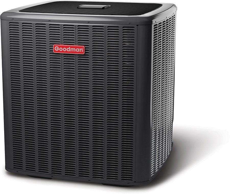 1.5 Ton AC Unit - Goodman 14 SEER Cooling Only Condenser - GSX140181K