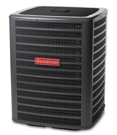 3.5 Ton AC Unit - Goodman 14 SEER Cooling Only Condenser - GSX140421