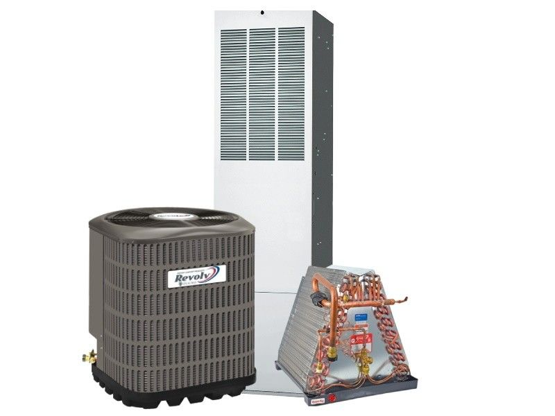 Revolv 2.0 Ton 14 SEER Electric Heat System for the mobile home