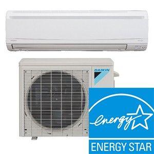 Daikin LV-Series 9K BTU 24.5 SEER Heat Pump System Energy Star