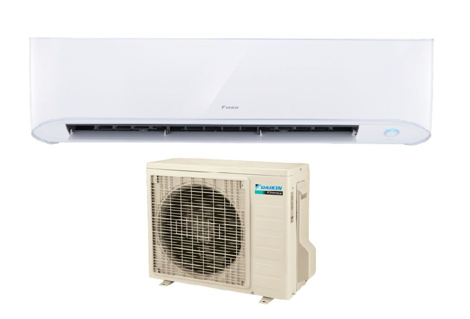 Daikin 12K BTU 17 SEER Heat Pump Ductless System