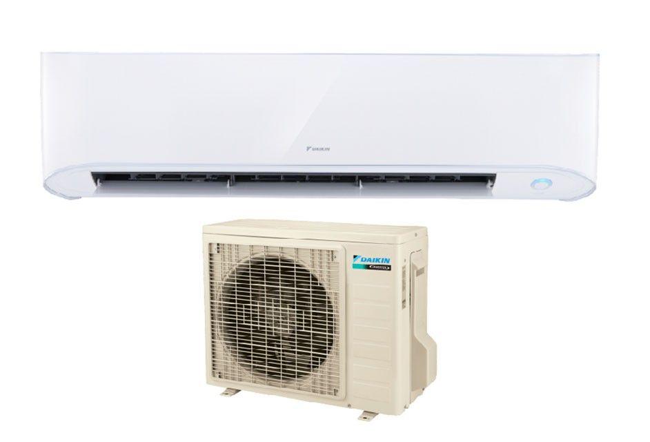 Daikin 18K BTU 17 SEER Heat Pump Ductless System