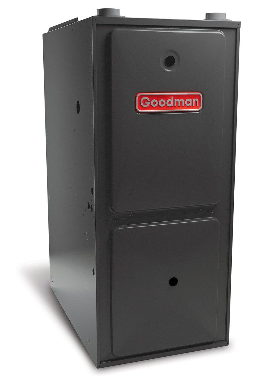 115K BTU Goodman 91% AFUE GCVC91  Multi-Position, Two-Stage Variable-Speed Gas Furnace 2000 CFM
