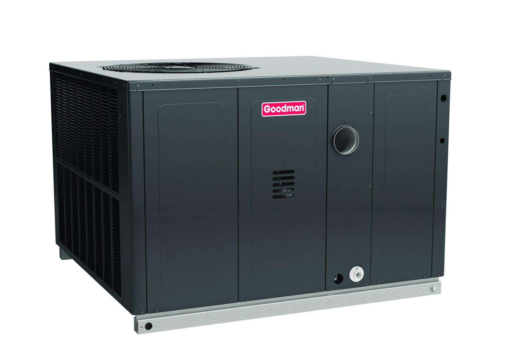 Goodman 4.0 Ton 14 SEER 80K BTU Package Unit with Gas Heat - GPG1448080M41A