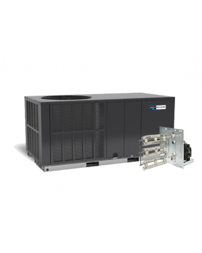 Direct Comfort 2.5 Ton 14 SEER 40K BTU Package Unit with Gas Heat
