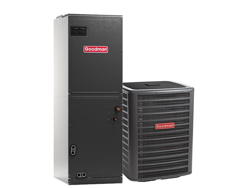 Goodman 3 5 Ton 13 Seer Cooling Only Split System Systems