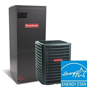 Goodman 4.0 Ton 16 SEER Two Stage Cooling Only System ENERGY STAR