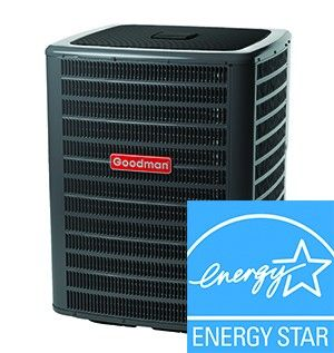 3 Ton AC Unit - Goodman 18 SEER Cooling Only Condenser - GSXC180361