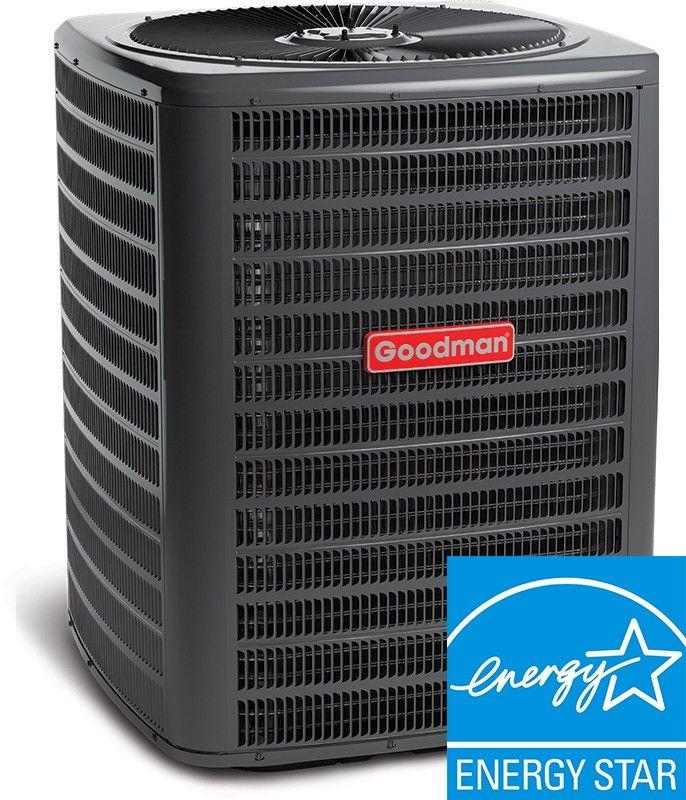 Goodman 4.0 Ton 14 SEER GSZ Heat Pump Condenser