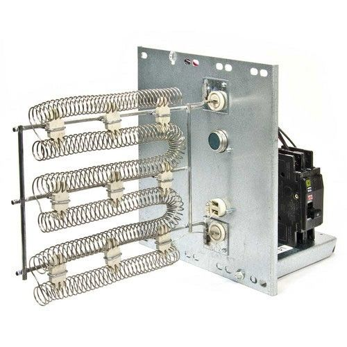 10 kW Goodman HKSC10XC Electric Heat Kits for Air Handlers with Circuit Breaker