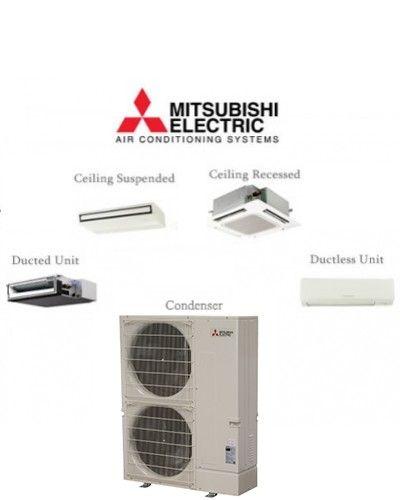 Mitsubishi P-Series 36K BTU Ductless Mini Split air conditioner