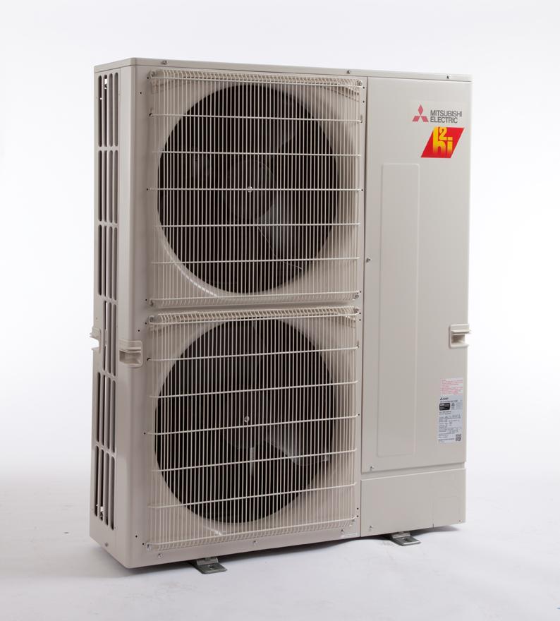 42K BTU Ton Mitsubishi MXZ-HZ Hyper Heat 5 Zone Condenser